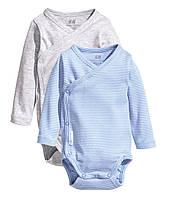 Боди для новорожденного (2 шт).  4-6, 6-9 месяцев