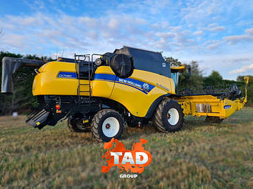 Комбайн New Holland CX7080 Elevation (2015 р.)