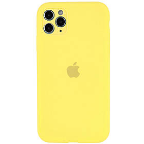 "Чохол Silicone Case Full Camera Protective (AA) для Apple iPhone 11 Pro Max (6.5"")"
