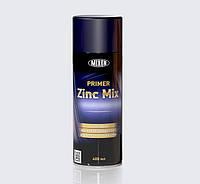 Аэрозольный цинковый грунт 400 мл Primer Zinc Mix