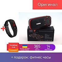 3 W Портативная Bluetooth колонка TO-205 беспроводная блютуз колонка с радио, радиоприемник