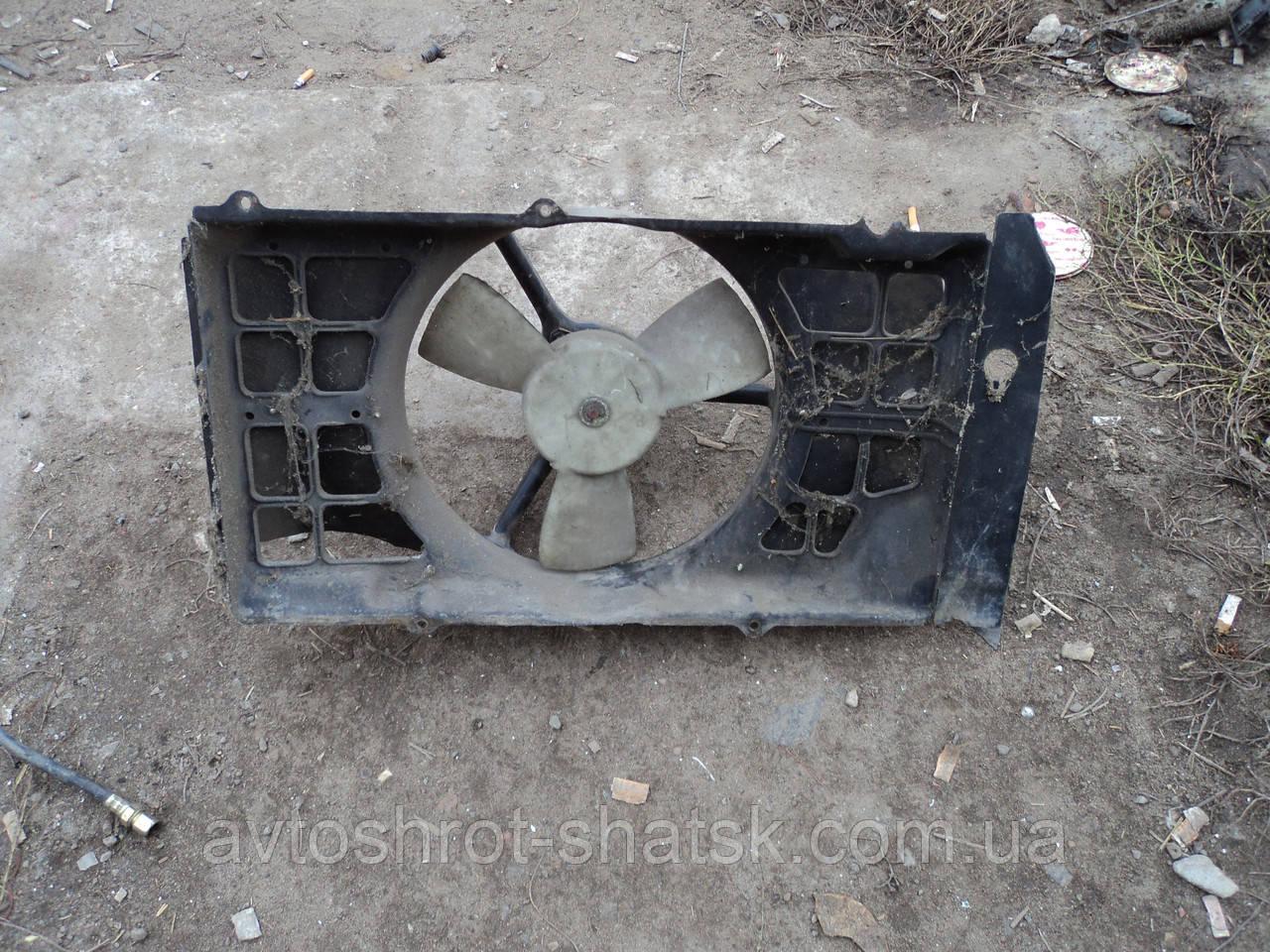 Вентилятор радиатора ауди 100 с3