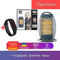 Инфракрасный кварцевый электрический обогреватель Opera OP-H0005 1200Вт
