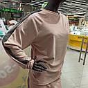 Костюм жіночий кофта та штани мерехтливої кольору, тканина - мікро велюр. XL, фото 4