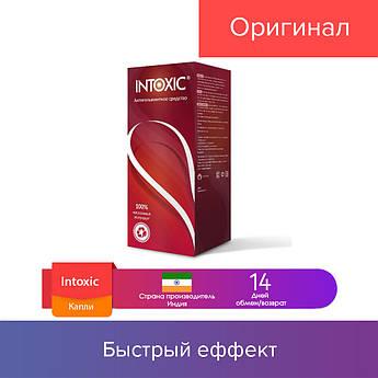 30 мл. Intoxic препарат от паразитов