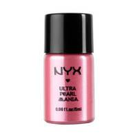 Тени рассыпчатые NYX Ultra Pearl Mania 27 Very Pink