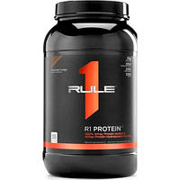 Протеин Изолят R1 Rule One PROTEIN 1100g. КЛУБНИКА