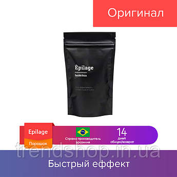 40 гр. Epilage – эффективное средство для депиляции