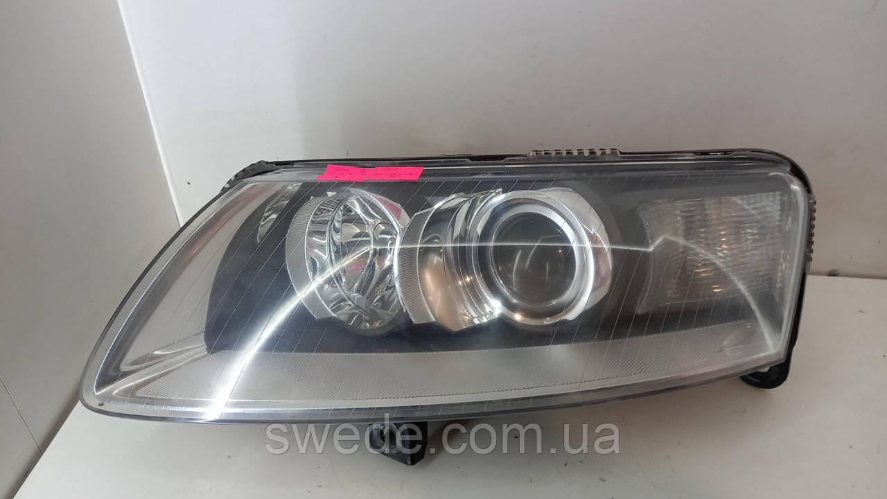 Фара левая Audi A6 C6 Xenon 2005-2011 гг 4F0941003AK