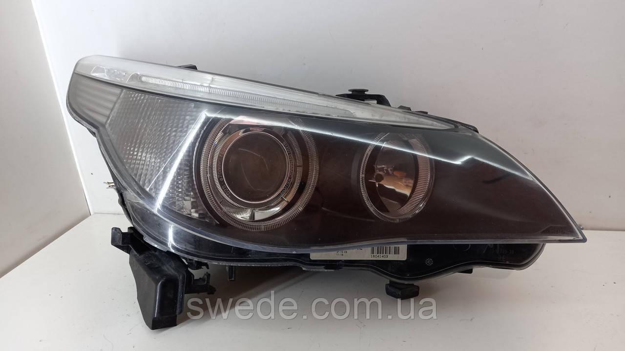 Фара правая BMW E60 E61 BI-XENON 2004-2010 гг 1587240001