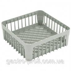 Корзина (кассета)  350*350*150 мм для стаканомоечной посудомоечной машины Stalgast 810350