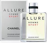 Chanel Allure Homme Sport Cologne 100ml (tester)