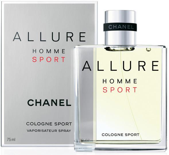 Chanel  Allure Homme Sport Cologne 50ml (tester)