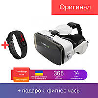 Очки виртуальной реальности для смартфона с пультом | 3D очки виртуальные с джойстиком Bobo VR Z4