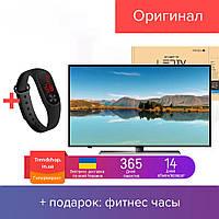 Телевизор LED backlight tv L 42 SMART TV + T2 | оператиная память 1 Гб | встроенная память 8 Гб