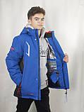 Куртка зимова підліток (дитячий) 801#, фото 3