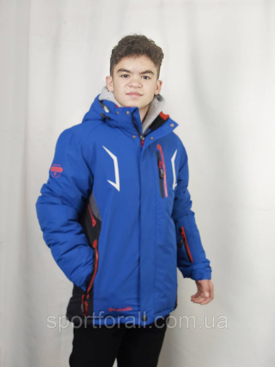 Куртка зимова підліток (дитячий) 801#