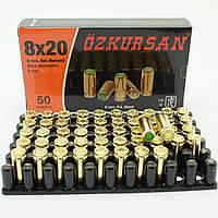 Патрон холостой Ozkursan кал. 8 мм Р.А. (пистолетный) отправка с авансом