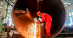 Україна опустилася на 13-те місце в глобальному рейтингу виробників сталі