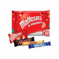 Набор сладостей Maltesers Friends Selection of Festive Delight 73 g