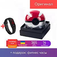 Портативное зарядное устройство   повер банк 10000 mAh   Power Bank Pokemon Go   внешний аккумулятор