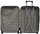 Набор дорожных чемоданов на колесах Bonro 2019 4 шт комплект, фото 9