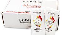 Набор кератиновых перчаток для маникюра Bodi Pure (12 пар)