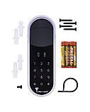 Електронний зчитувач MUL-T-LOCK ENTR Touchpad доступ за кодом, фото 8