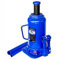 Домкрат гидравлический бутылочный VITOL, 20 т, 242-452мм, картонная упаковка, фото 1