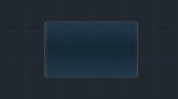 """Защитное гибридное стекло на монитор MATT MERCEDES-BENZ GLA-CLASS 7"""" 2014 - 2017"""
