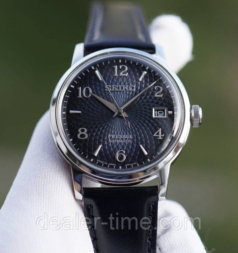 Часы Seiko SRPE43J1 Presage Coctail Time Automatic MADE IN JAPAN