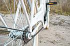 Велосипед VANESSA Vintage 26 White Польща, фото 5