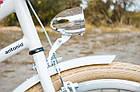 Велосипед VANESSA Vintage 26 White Польща, фото 7