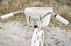 Велосипед VANESSA Vintage 26 White Польща, фото 8