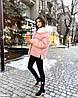Жіноча гарна тепла зимова куртка - парку з хутром, фото 5