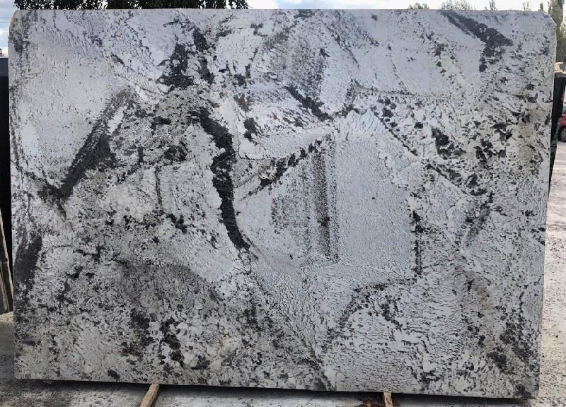 Гранит из Индии Аляска Вайт 30мм