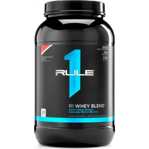 Протеїн R1 Rule One Whey Blend 900G ШОКОЛАД