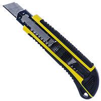 Нож строительный сегментный (3 лезвия) СТАНДАРТ CKA0318