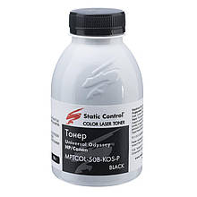Тонер SCC (MPTCOL-50B-KOS-P) HP LJ Universal Black 50г