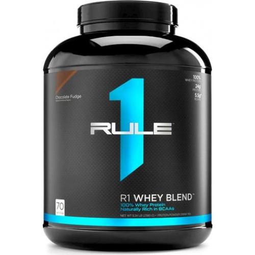 Протеин R1 Rule One Whey Blend 2200g ВАНИЛЬ