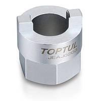 Головка для розбирання стійки амортизаторів TOPTUL 14.5x5.0 JEAJ0203