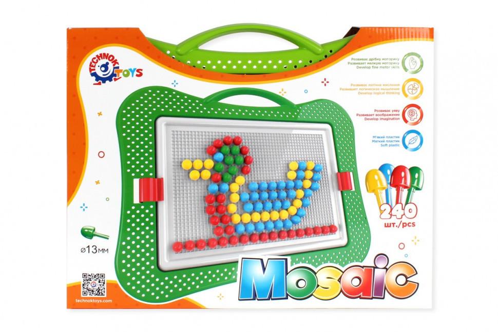 Мозаика для детей 240 фишек