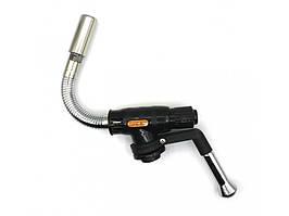 Гнучка газова пальник з п'єзопідпалом Gas Torch Flamethrower Butane Burner Auto Ignition Camping Welding 809