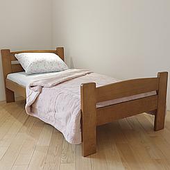 Кровать подросткова деревянная Каспер (массив бука)