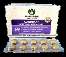 Кардимап - сердечный тоник, гипертония, тревога, бессонница, укрепление сердечной мышцы Cardimap (100tab)