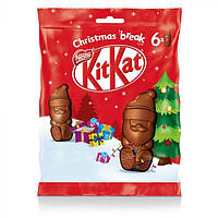Kit Kat Christmas Break Santa 6s 66 g
