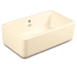 Мийка кухонна керамічна з відкритим фронтом в американському/англійському стилі Shaws Butler 800 бісквіт, фото 2