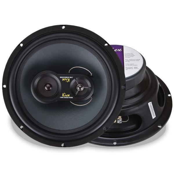 Автомобильная акустика  Kicx PD 253  Коаксиальная 10'' (25см)