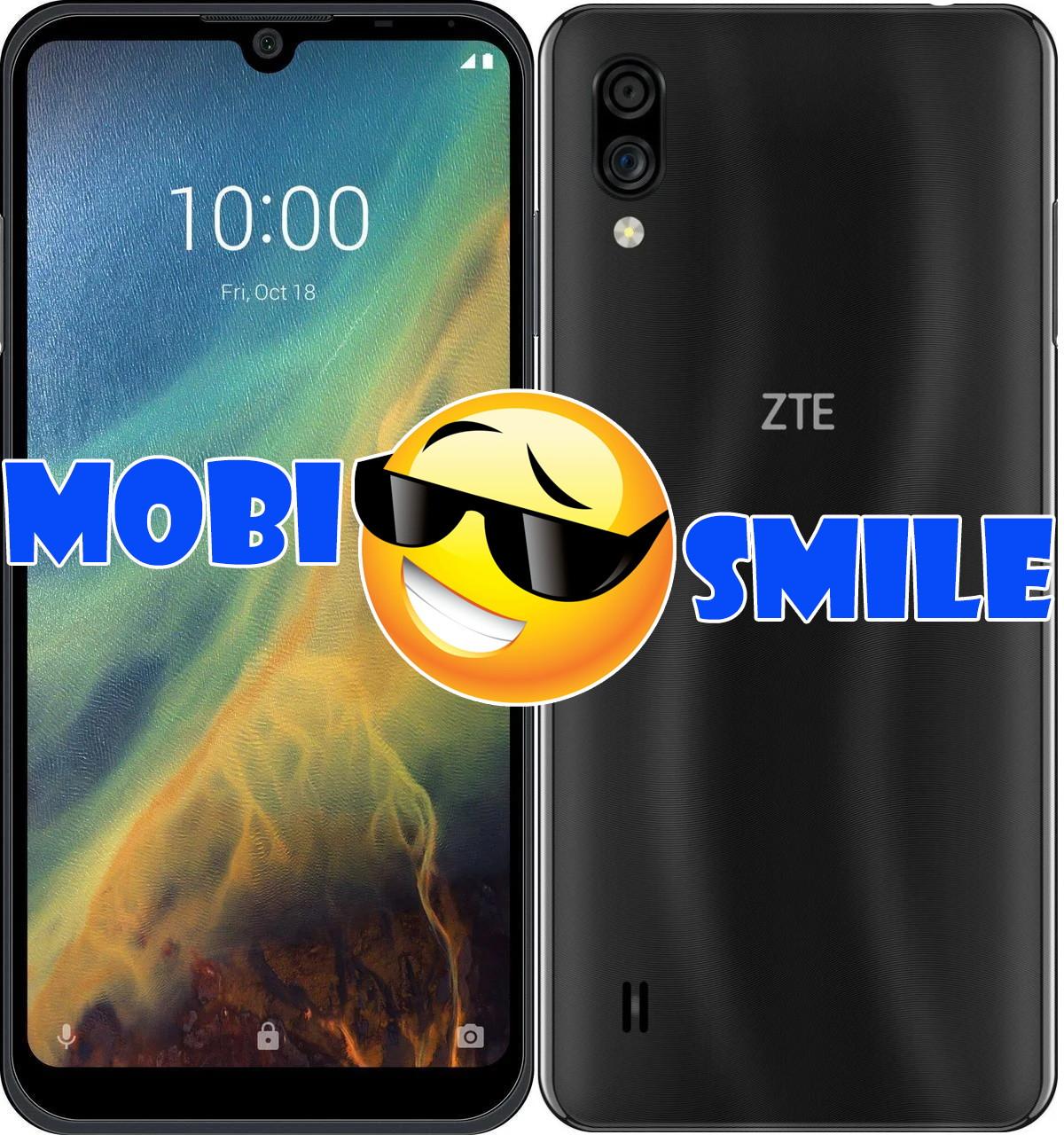 Смартфон ZTE Blade A5 2020 2/32Gb Black Гарантия 12 месяцев