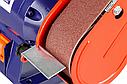 Точило дисково-ленточное Al-Fa ALBG18B + лента в подарок, фото 7